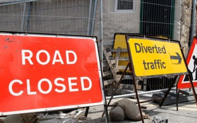 Wilton street closure starts