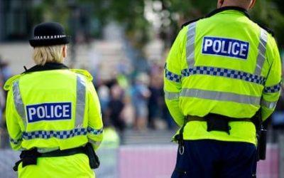 Police thank communities