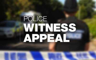 Witness appeal after serious collision