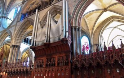 New Choristers at cathedral as it eases out of lockdown
