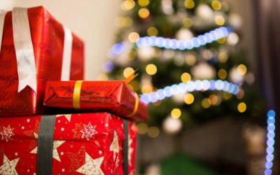 School Christmas Box Appeal delivers