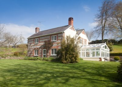 Equestrian facilities and charming country cottage
