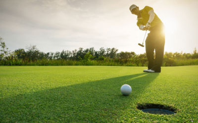 Why Golf is Good for Business Team Building
