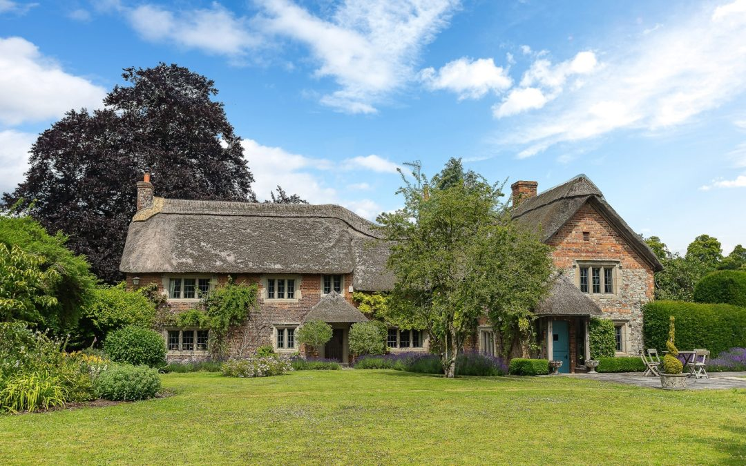 Listed family home in Heytesbury