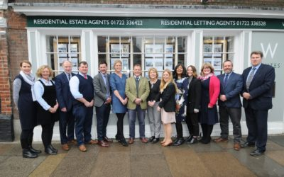 Multiple Award-Winning estate agent for Salisbury