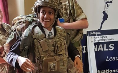 Year 10 students win Army Challenge Day