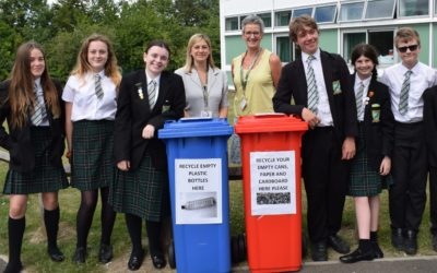 School leads eco-scene
