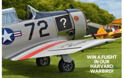 Flight competition won