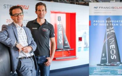 Local firm supports sailing cup team