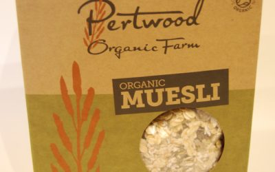 Organic farm launches muesli online