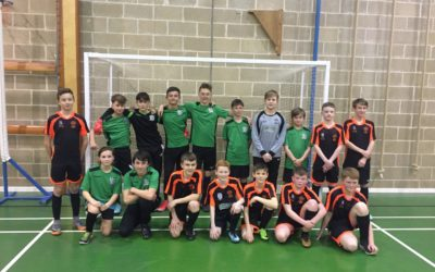 County's first youth futsal league launches