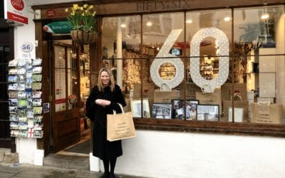 High Street shop celebrates milestones