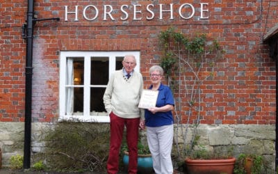 Horseshoe wins Country Pub of the Year