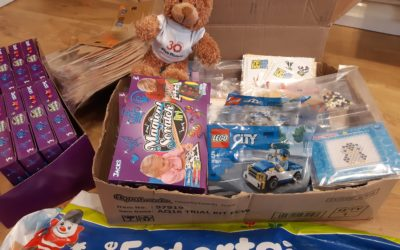 School receives toys donation