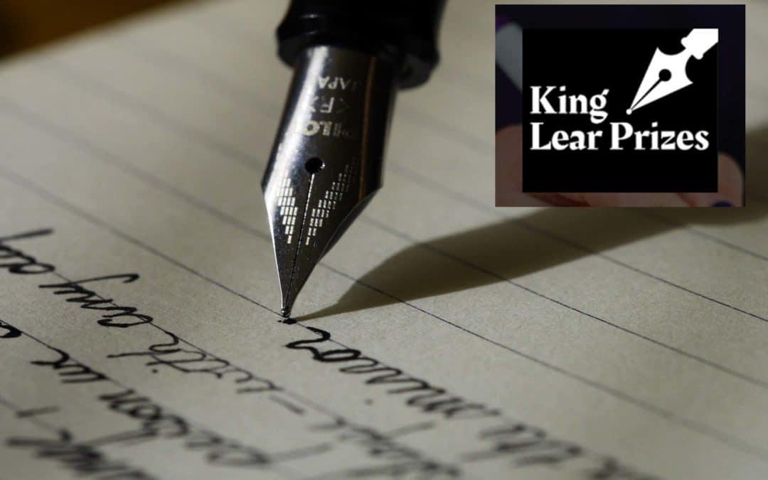 Get it written: win the King Lear prize