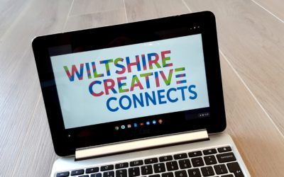 WILTSHIRE CREATIVE LAUNCHES ONLINE ARTS PROGRAMME FOR EVERYONE