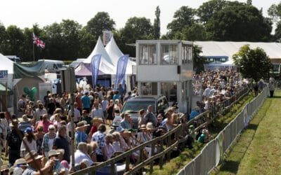 Main county show cancelled