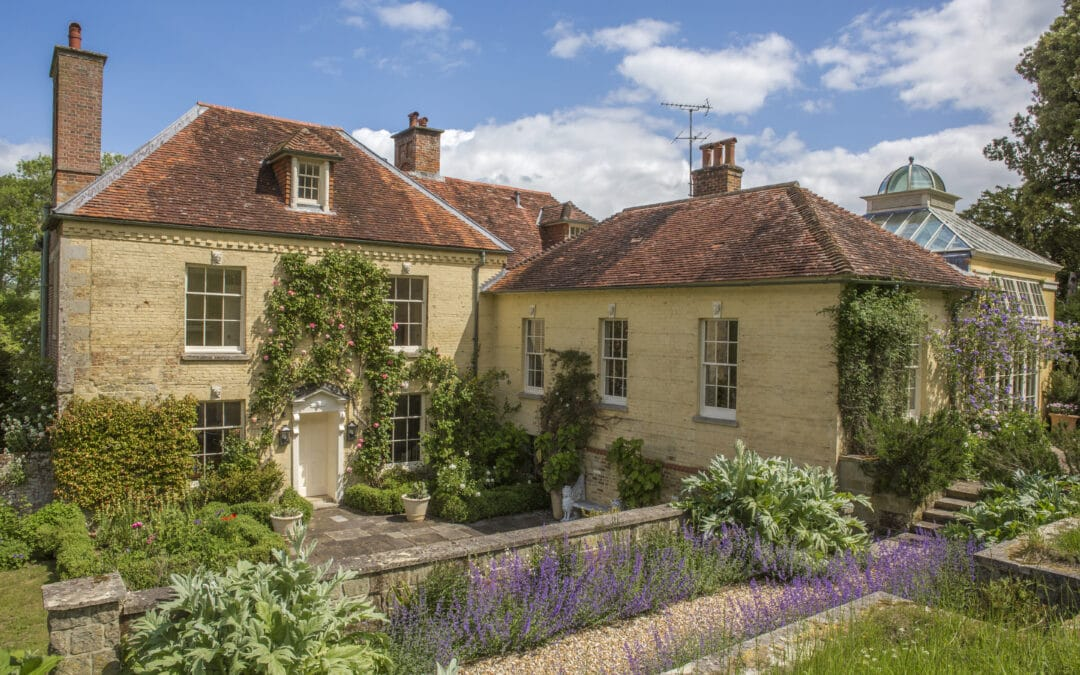 Former home of Sir Cecil Beaton, for sale