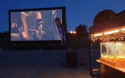 Drive-in cinema comes to city