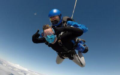Take a jump in the air