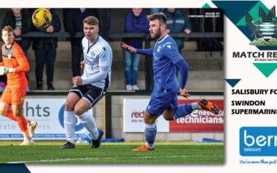 Salisbury FC complete signing