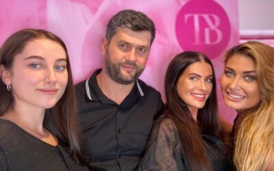 New beauty salon opens