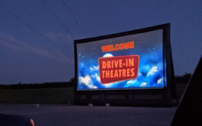 New Valley News visits Salisbury's drive-in cinema