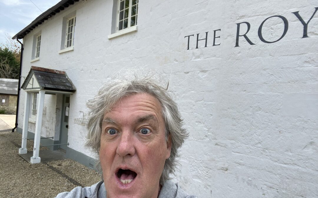 Exclusive: James may become a publican