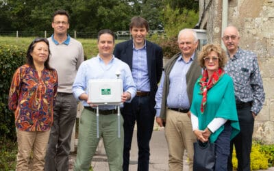 Wiltshire's silicon valley chalks up signal success