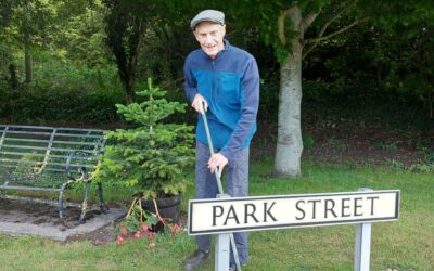 Octogenarian Green Fingered Pandemic Response