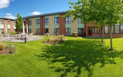 Care home opens new wing for more residents