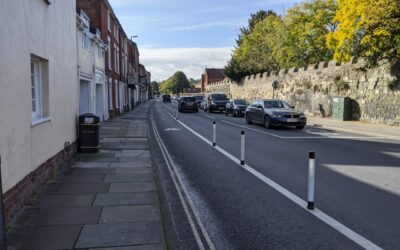 Council consults on cycle lanes