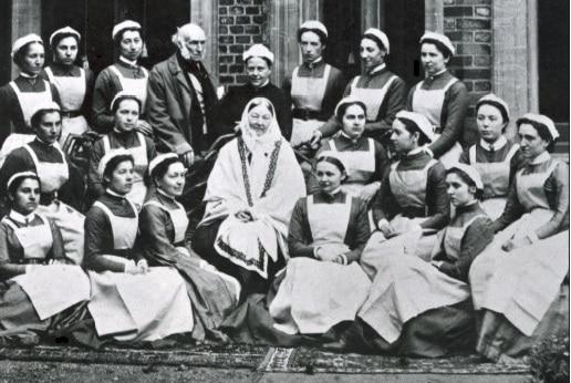 Nightingale nurses needed
