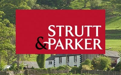 Sarah switches to Strutt & Parker