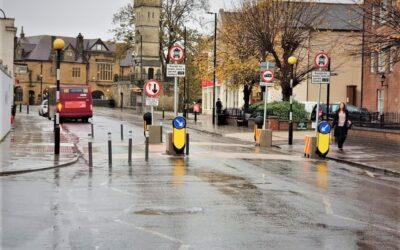 Salisbury scheme removed