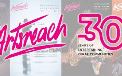Artsreach Remembers 30 years