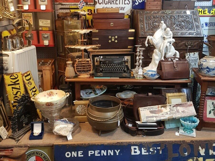 The changing face of antiques