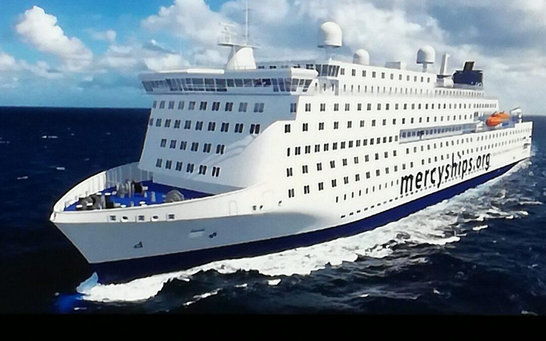 Mercy ships treat millions
