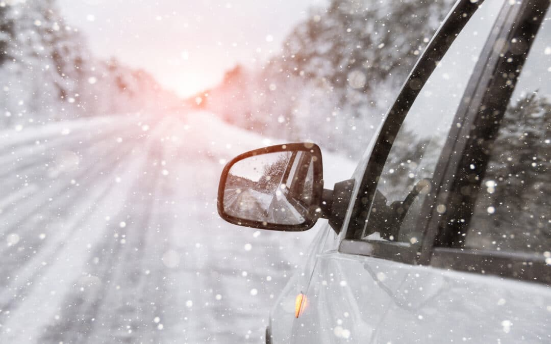 Top tips to look after your car this winter