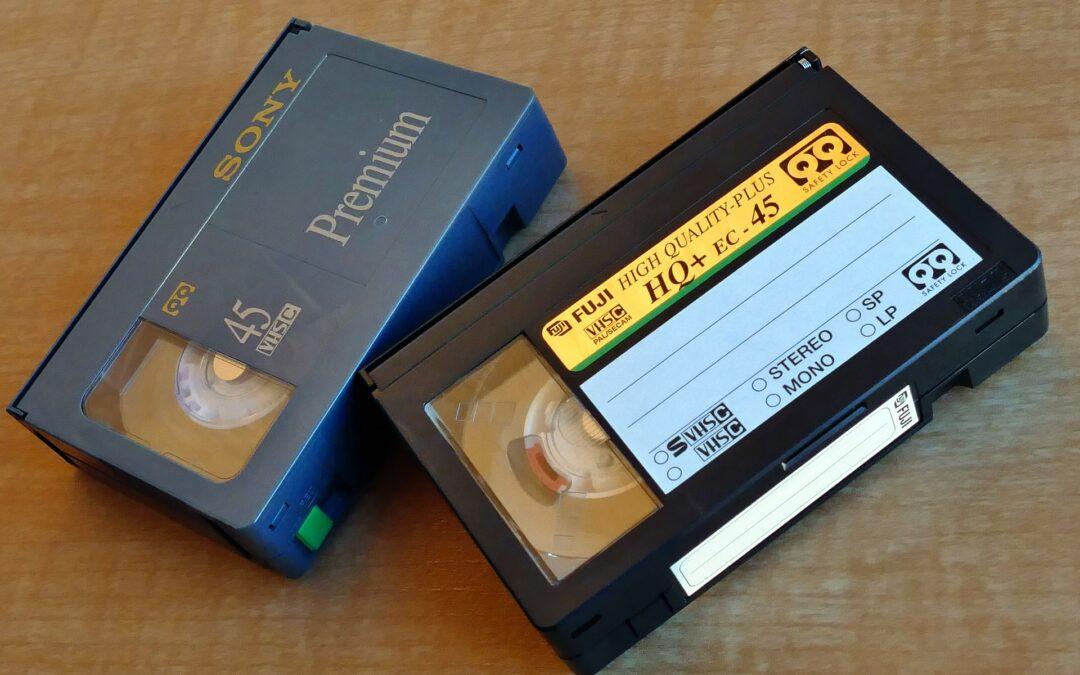 Bringing videos back to life