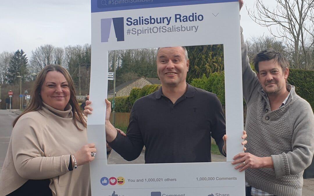 Salisbury spirit lifted