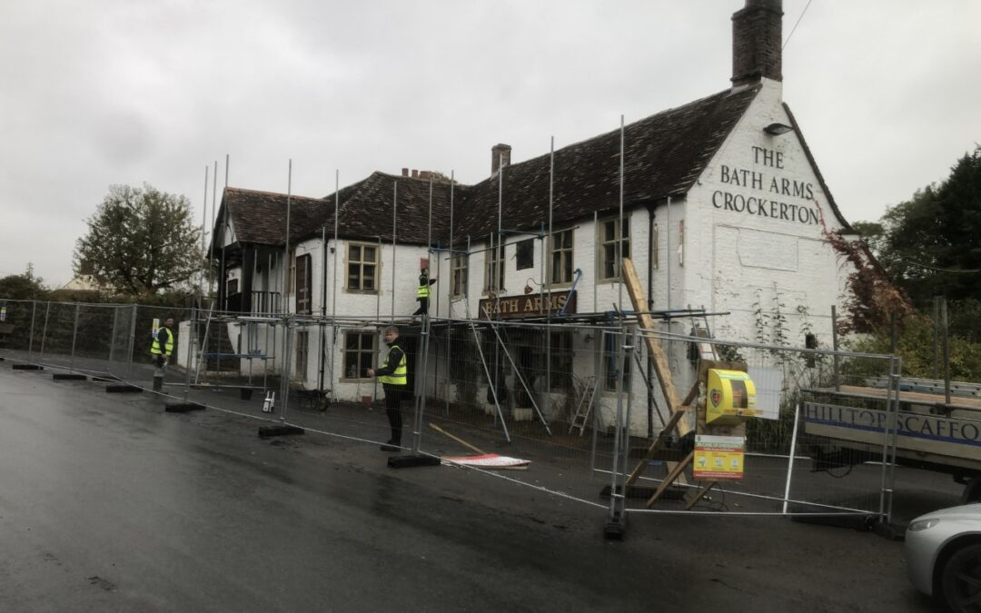 Pub's former glory is to be restored