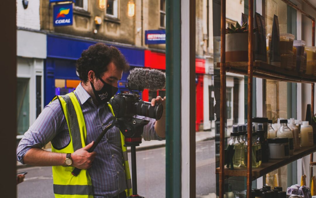 Film-maker showcases Salisbury's businesses