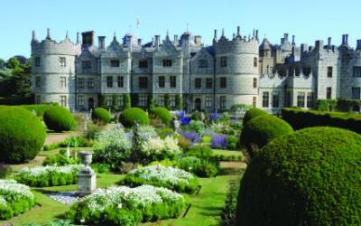 Unique castle visit