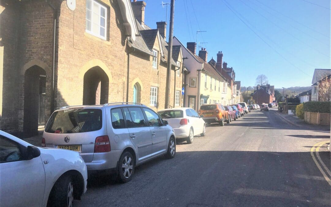 Letter to the Editor: Parking in Wilton's North Street