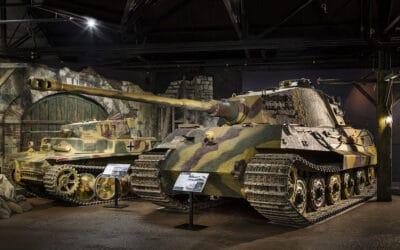 Tank Museum's new exhibition has live online show