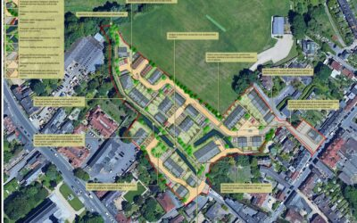 More new homes for Wilton town centre